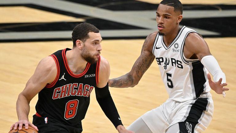 NBA: Spurs v Bulls