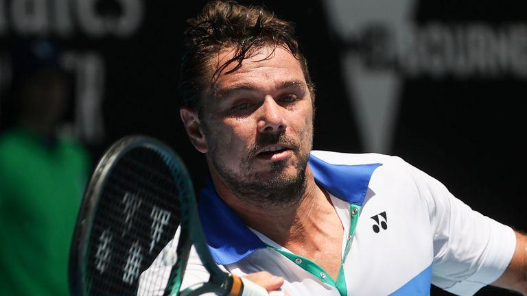 Stan Wawrinka last featured in the Qatar Open earlier in March