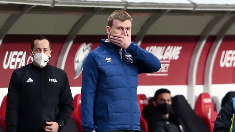 Stephen Kenny is still looking for his first win after 11 games