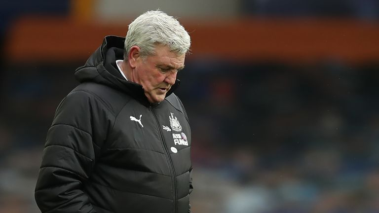 PA - Steve Bruce has had a challenging week