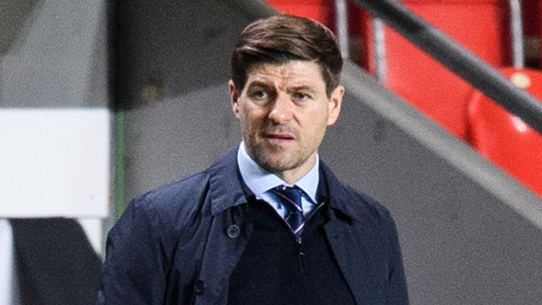Steven Gerrard believes Rangers can go all the way in the Europa League