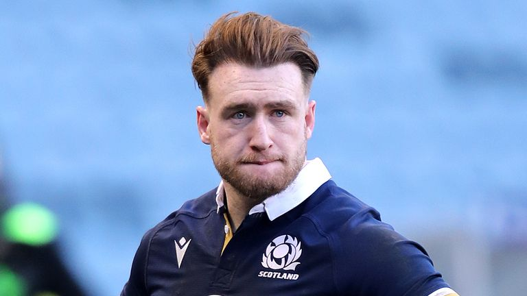 Stuart Hogg's Scotland are targeting their highest-ever Six Nations finish