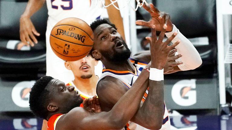 NBA Highlights: Suns 117-110 Hawks