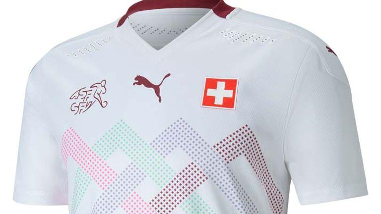 Switzerland away Euro 2020