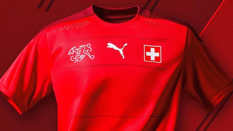 Switzerland home euro 2020