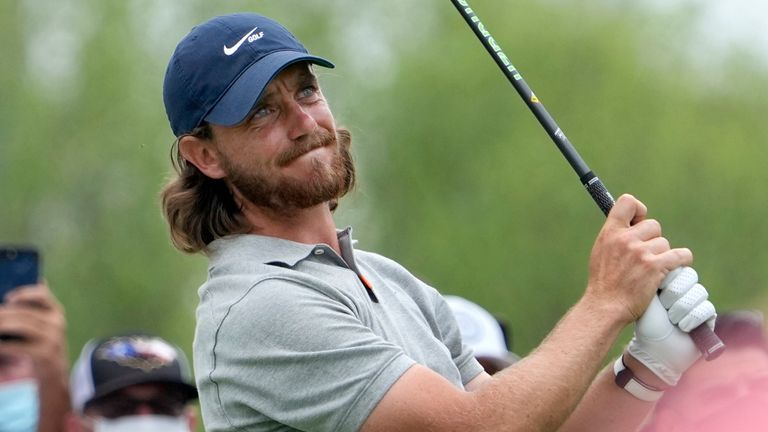 Tommy Fleetwood a remporté l'Open de France en 2017