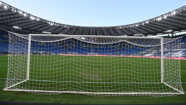 AP - Torino could face a forfeit for failing to turn up to the Stadio Olimpico