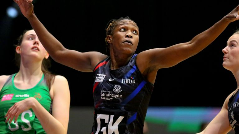 Malawi's international defender has excelled in Sirens' line-up (Image: Ben Lumley)