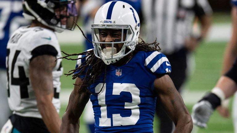 T.Y. Hilton will return to the Indianapolis Colts in 2021