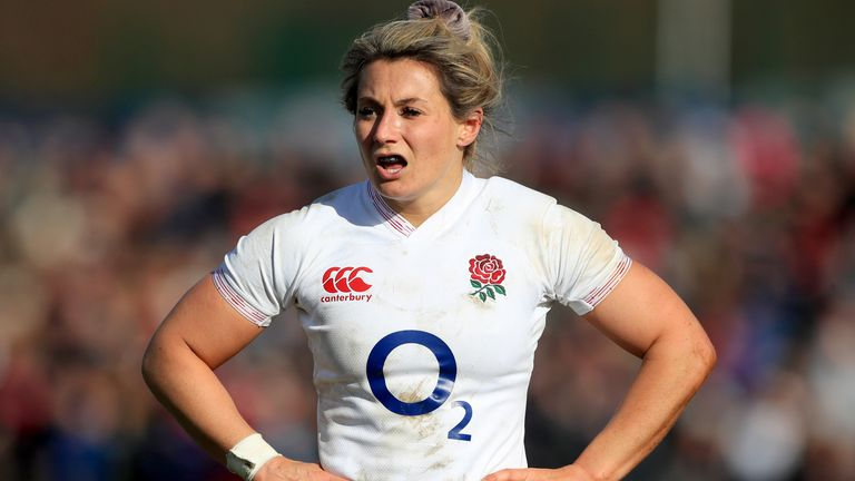 Vicky Fleetwood will win her 79th  cap