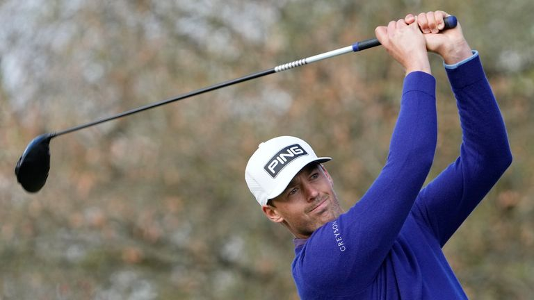Victor Perez is making his first appearance in the WGC Match Play