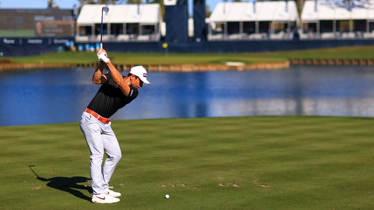Viktor Hovland has top-five finishes in four of his last six starts