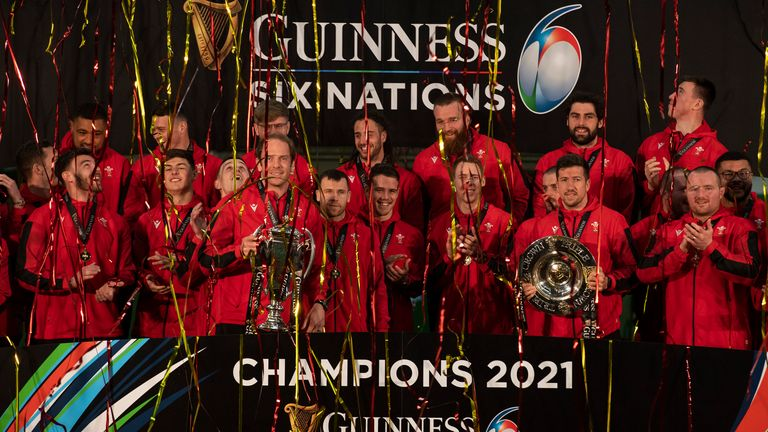 Wales are the defending champions, having narrowly missed out on the Grand Slam in this year's tournament