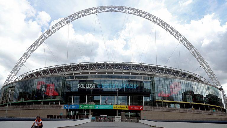 Wembley gv