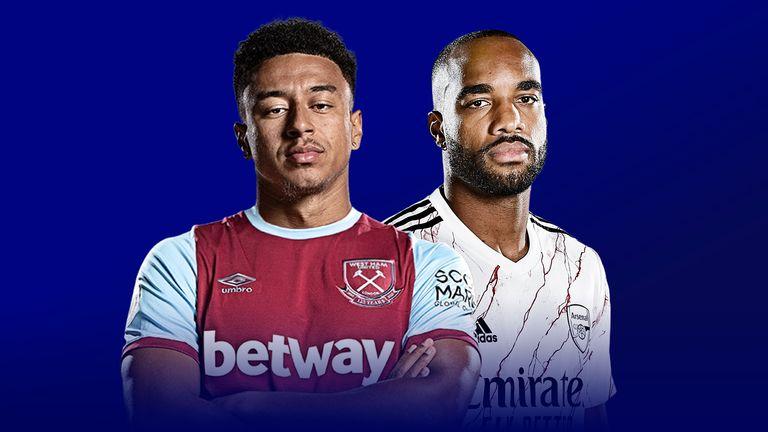 West Ham vs Arsenal
