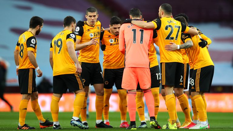 Wolves' solitary victory in the previous nine away games came at Southampton