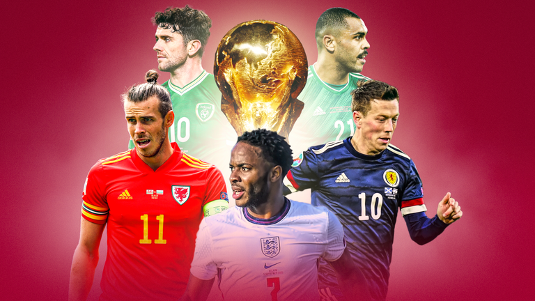 The road to the Qatar 2022 World Cup starts this week