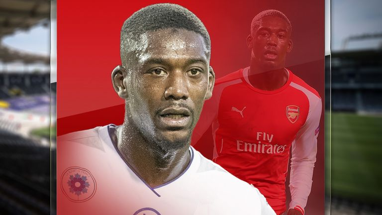 Yaya Sanogo - Then and Now