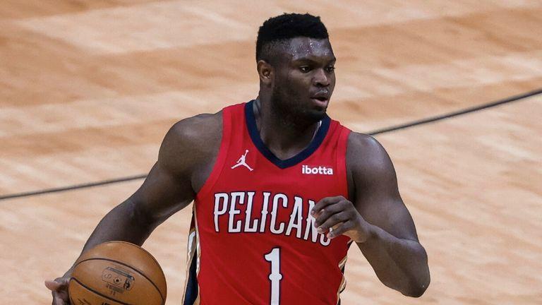 NBA: Zion Williamson