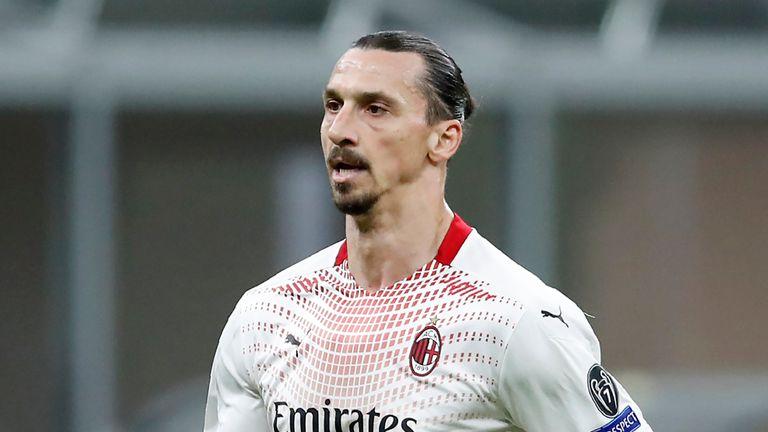 Zlatan Ibrahimovic se ha perdido los últimos cuatro partidos del Milan, incluido el partido de ida en Old Trafford, debido a una lesión en el muslo derecho.