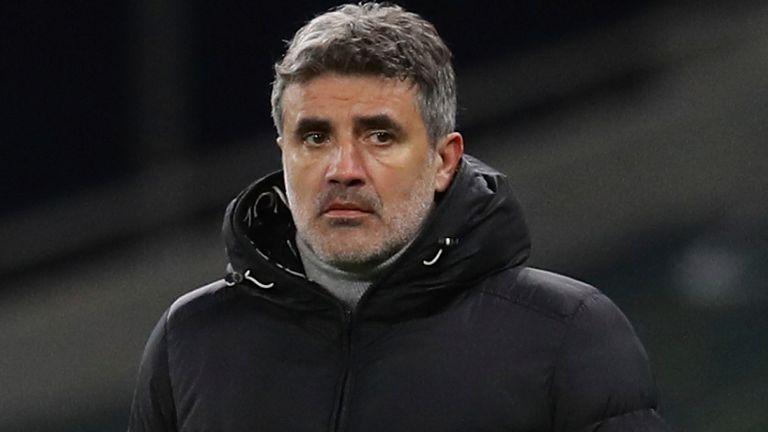 Dinamo Zagreb boss Zoran Mamic (AP)