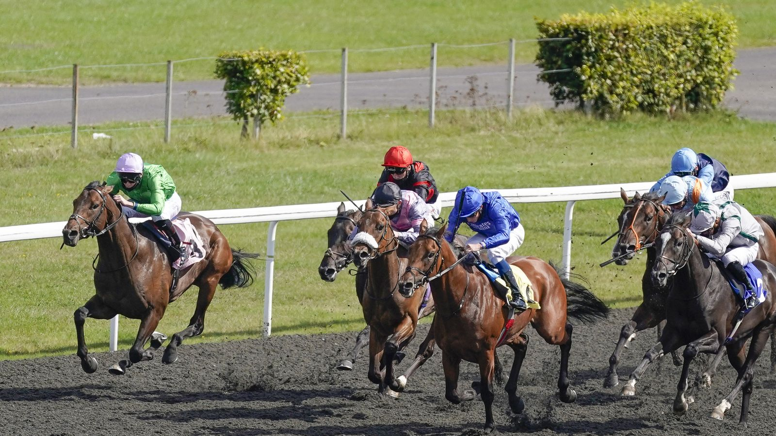 Uncle Bryn goes on trial for Classic glory at Epsom