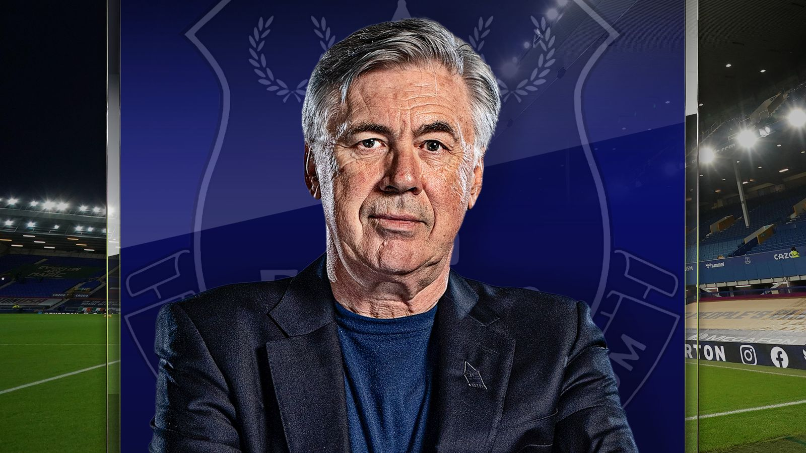 Carlo Ancelotti exclusive: Everton boss on his European dream, working with Marcel Brands and a bright future