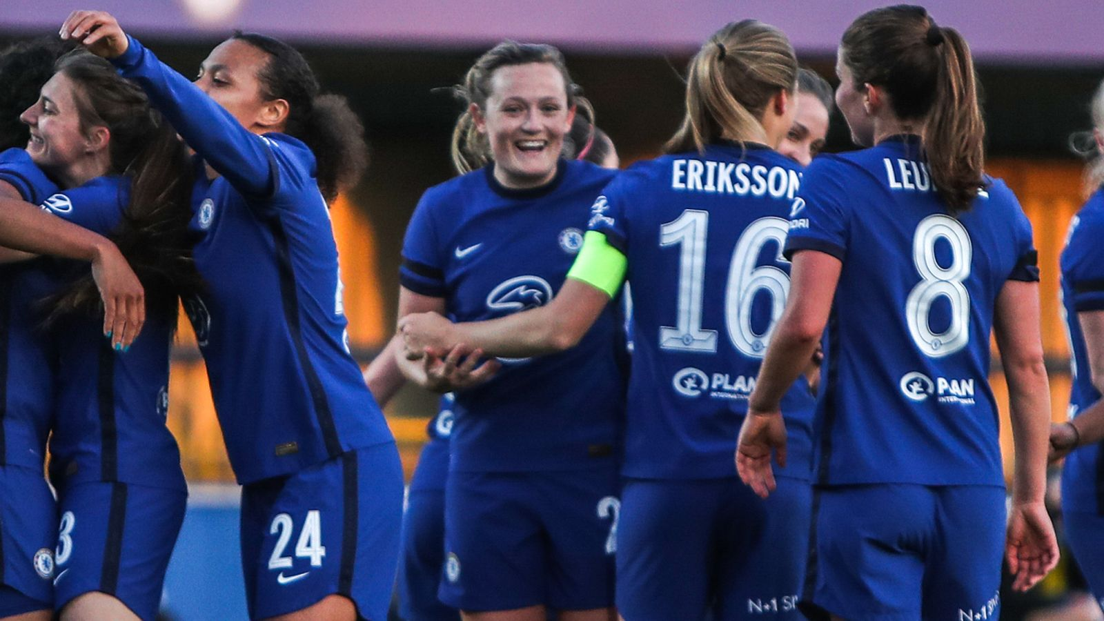 Women's FA Cup: Chelsea thrash London City Lionesses 5-0 to progress to fifth round