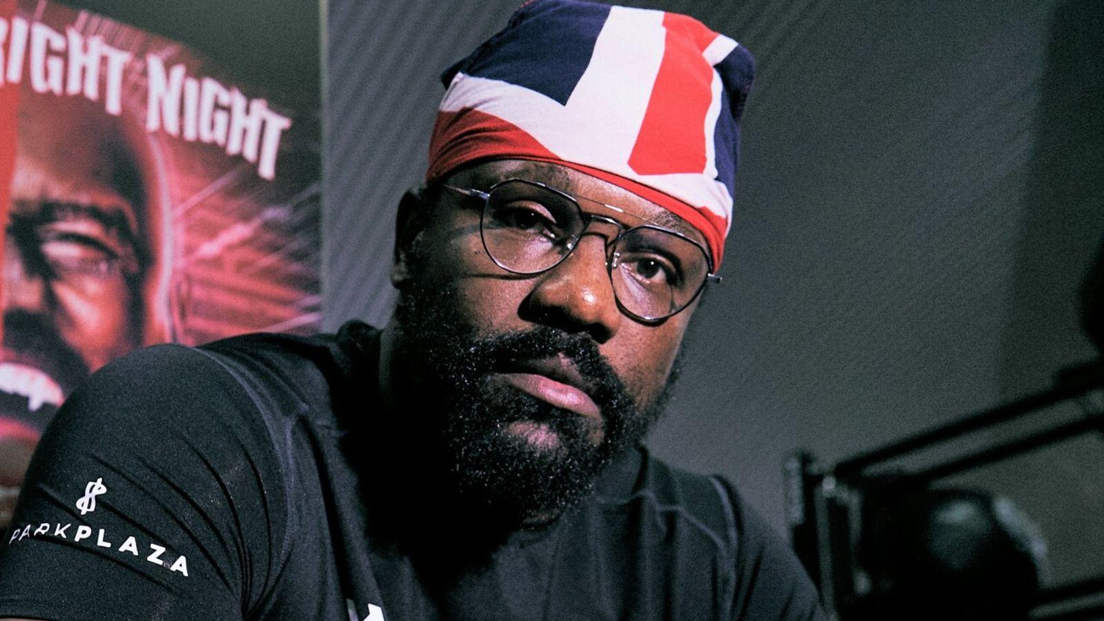 Joseph Parker can't handle Derek Chisora's unbearable 'heat', says British heavyweight coach Buddy McGirt |  Boxing News