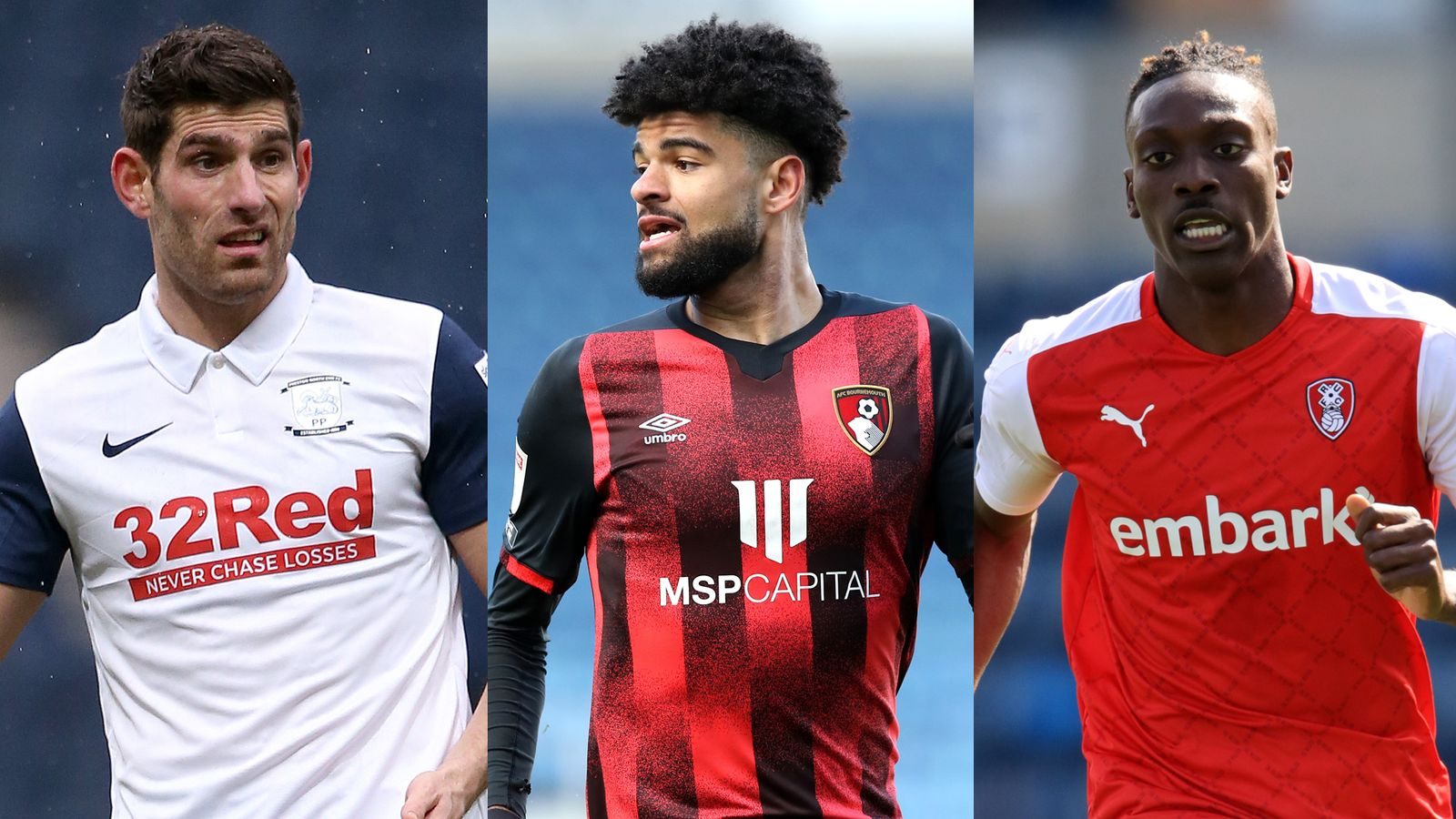 Sky Bet Championship, League One and League Two Goal of the Month vote for March
