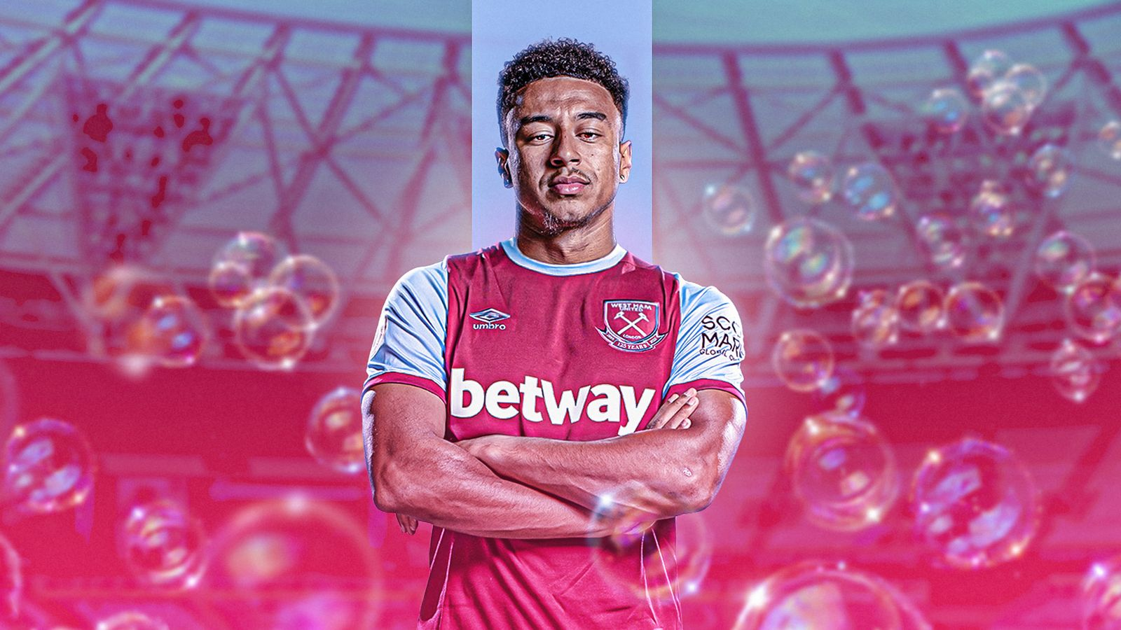 Jesse Lingard in scintillating form at West Ham after loan from Man Utd