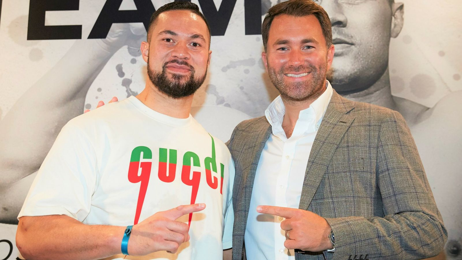 Promoter Eddie Hearn says Joseph Parker could get closer to the world title fight next year if he defeats Derek Chiso.  Boxing News