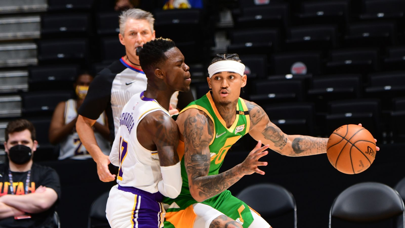 Refreshed Utah Jazz aiming for payback against Los Angeles Lakers