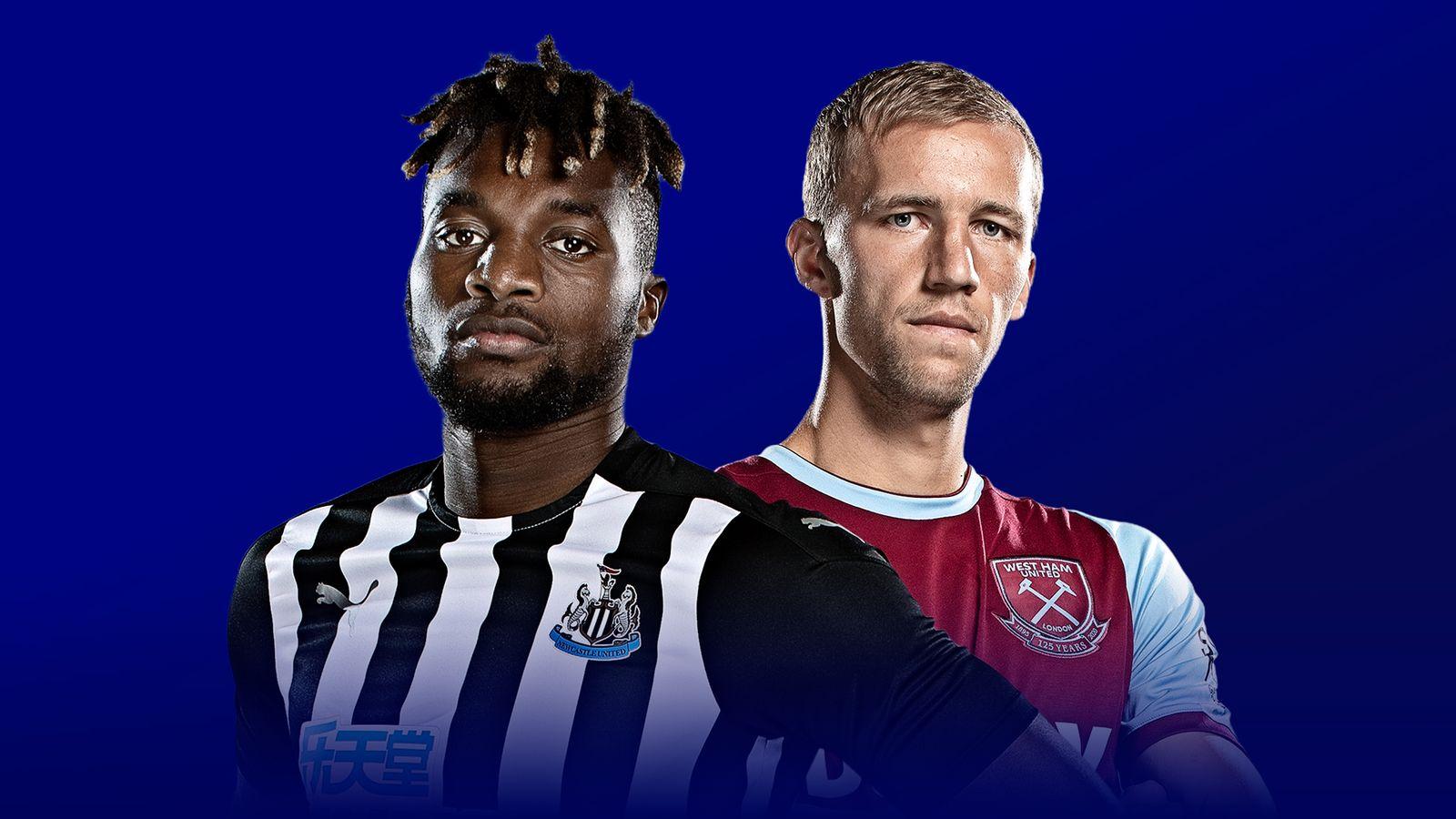 Newcastle vs West Ham preview, team news, stats ...