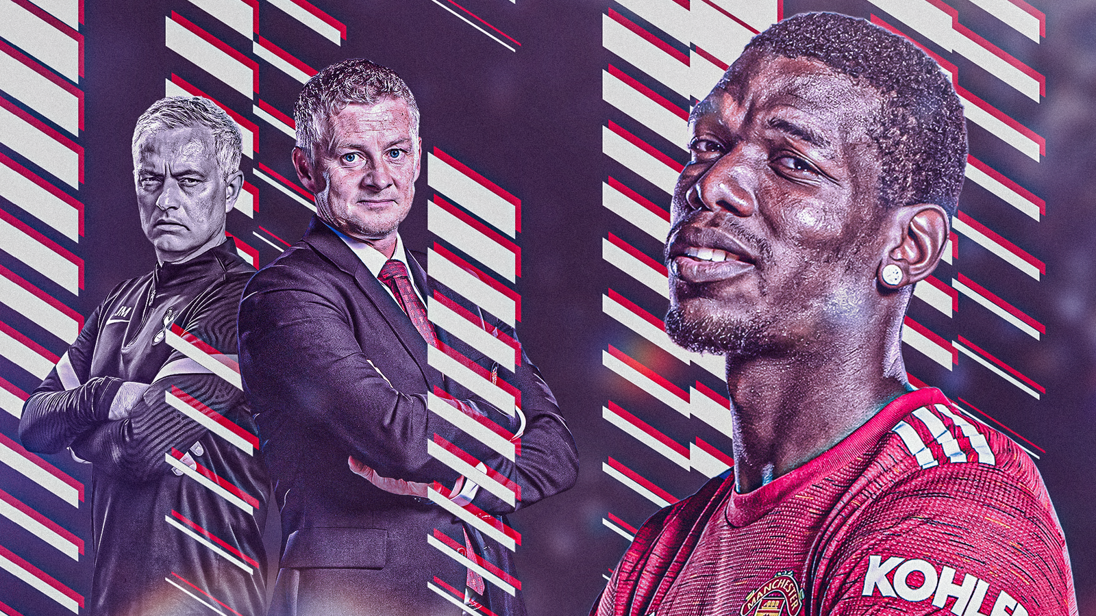 Paul Pogba: Jose Mourinho went against Manchester United players - Ole  Gunnar Solskjaer is different