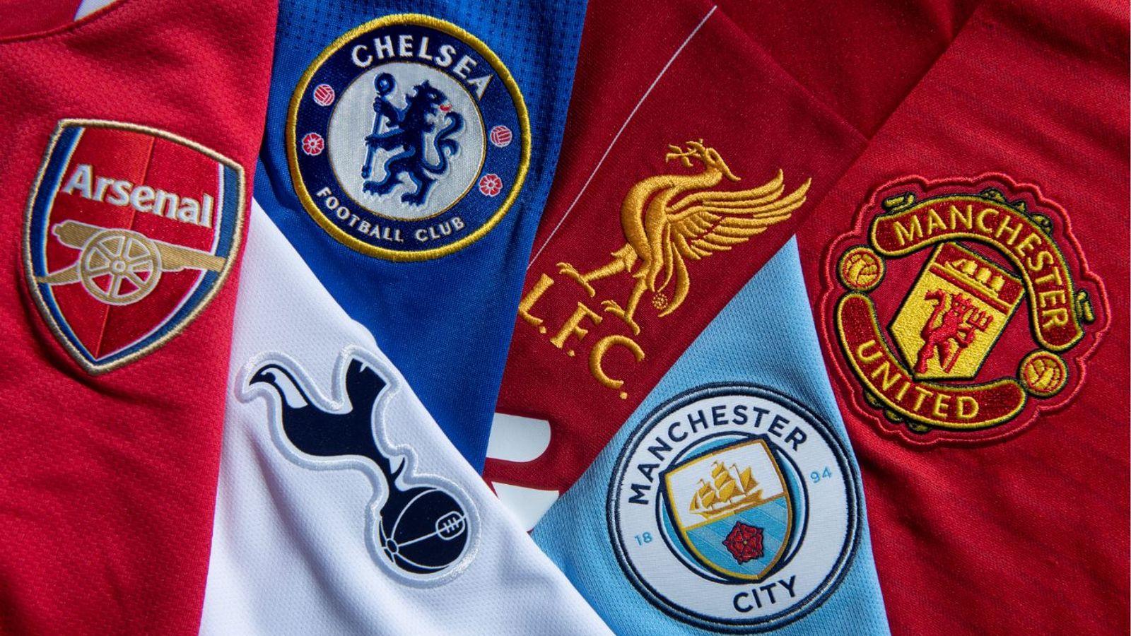 European Super League: Man Utd, Liverpool, Chelsea, Arsenal, Man City, and Tottenham join; Premier League clubs set to meet