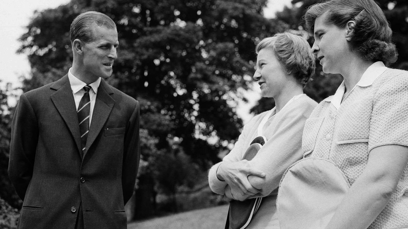All England Lawn Tennis Club pays tribute to The Duke of Edinburgh, who has died aged 99