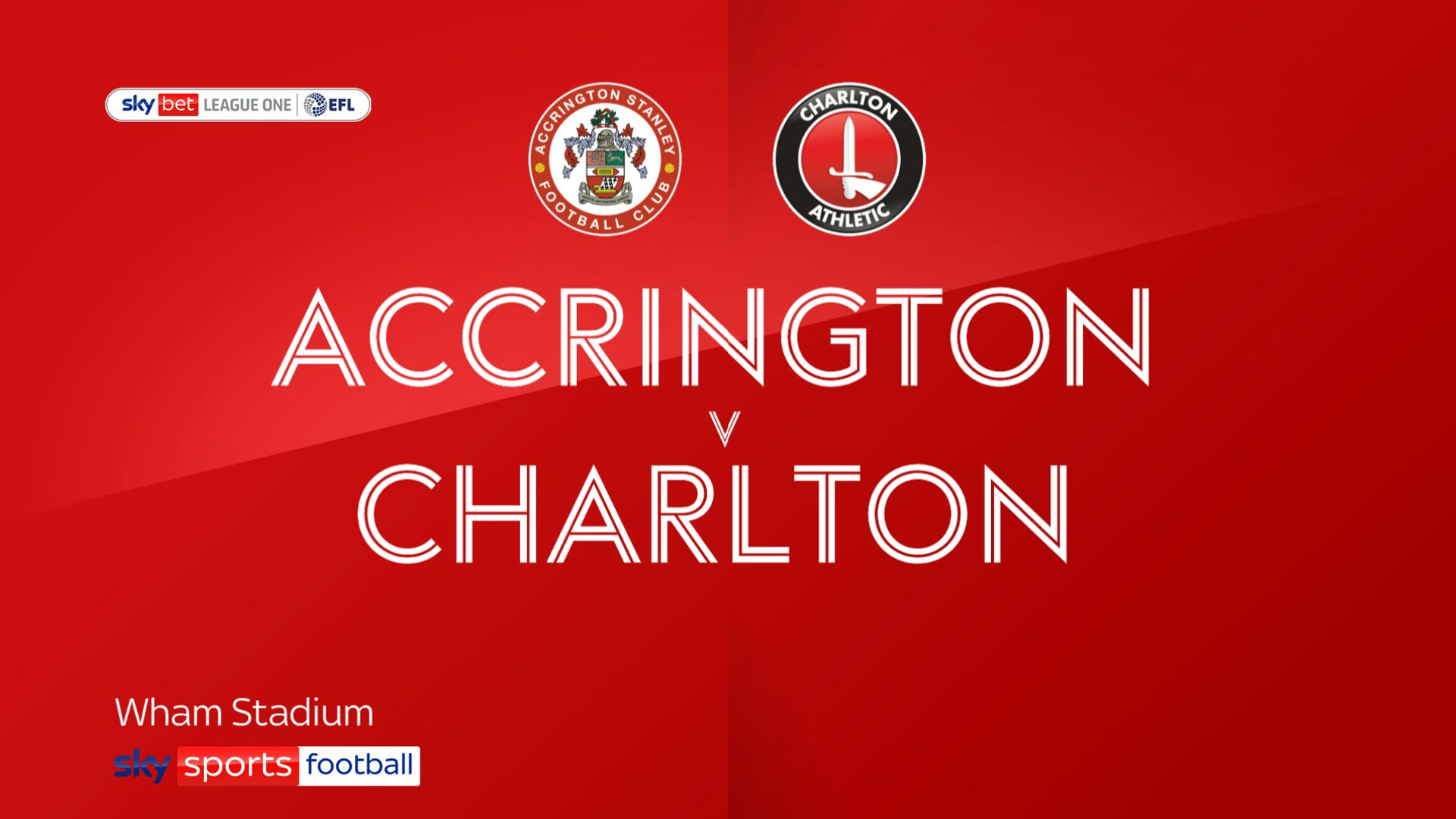 Charlton keep play-off hopes alive with Accrington draw