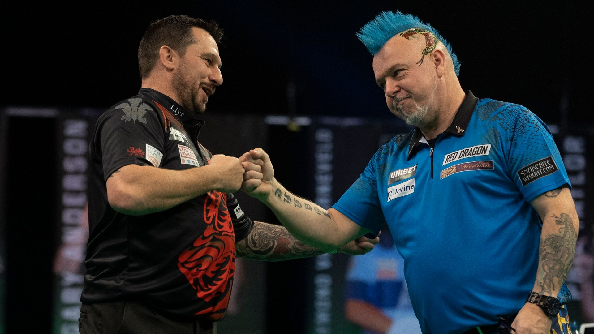 PDC ready but waiting for crowd return go ahead