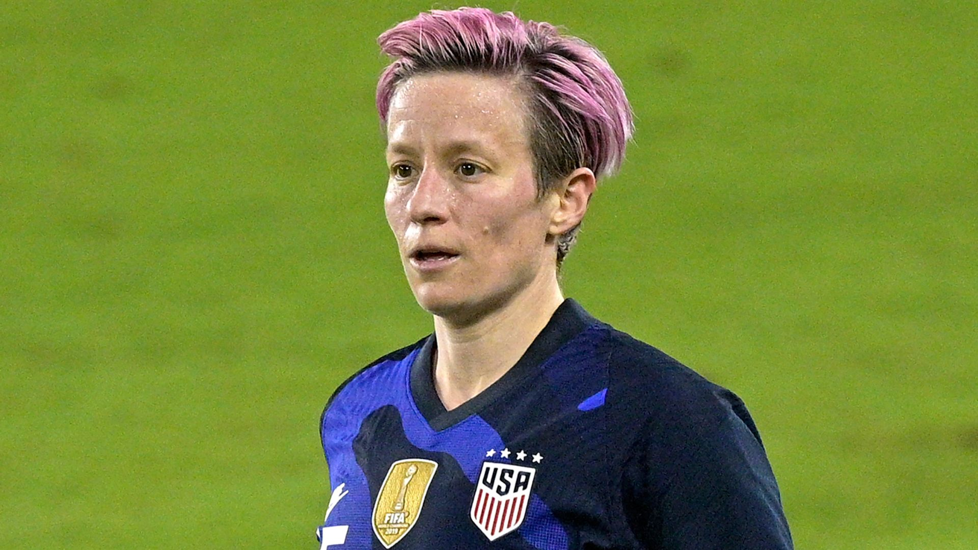 Rapinoe 'frustrated' by Green's equal pay remarks