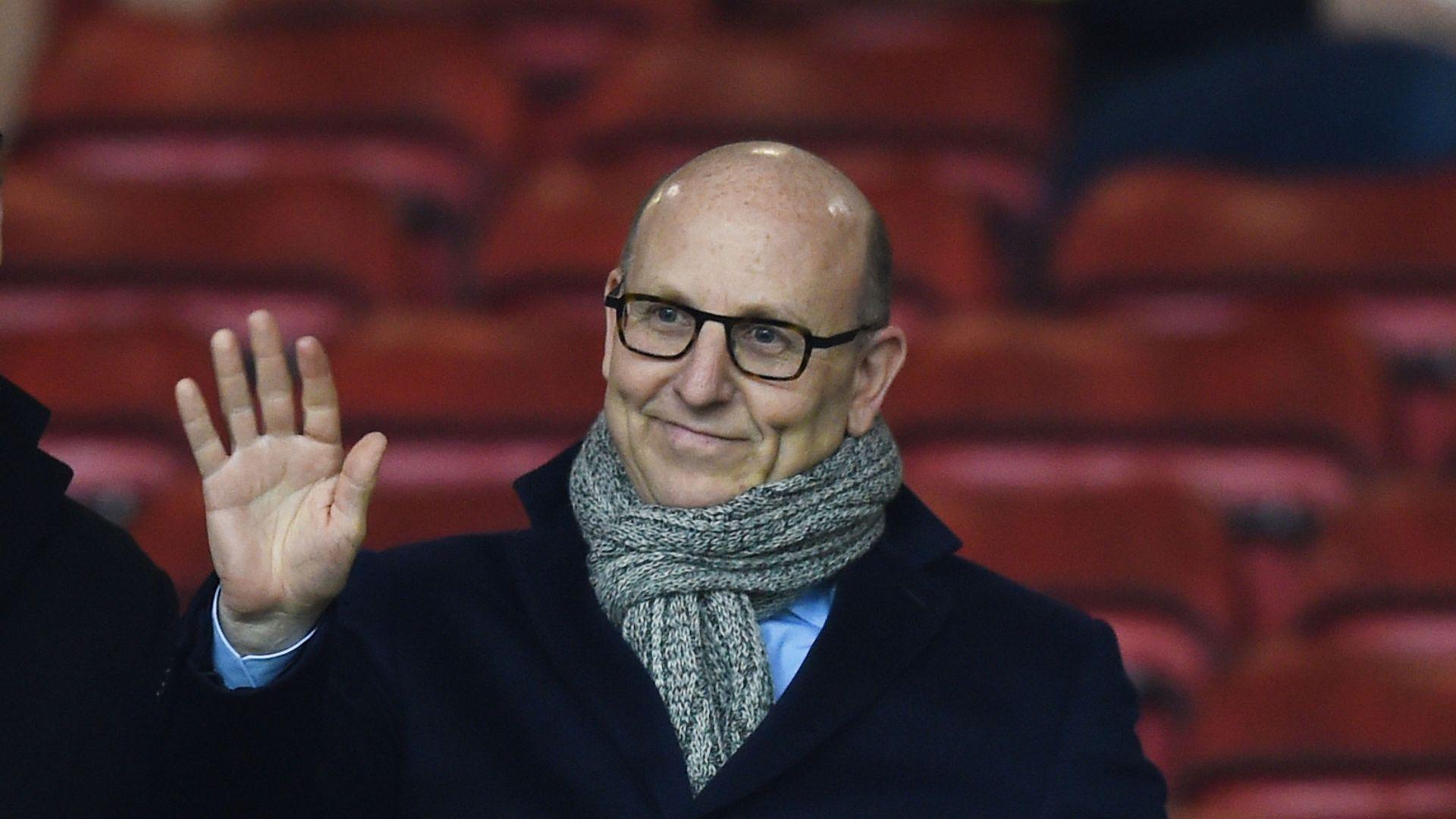 Joel Glazer apologises to Man Utd fans for ESL