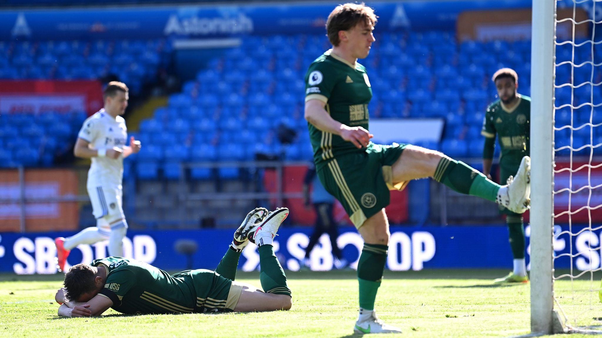 Leeds 2 - 1 Sheff Utd - Match Report & Highlights
