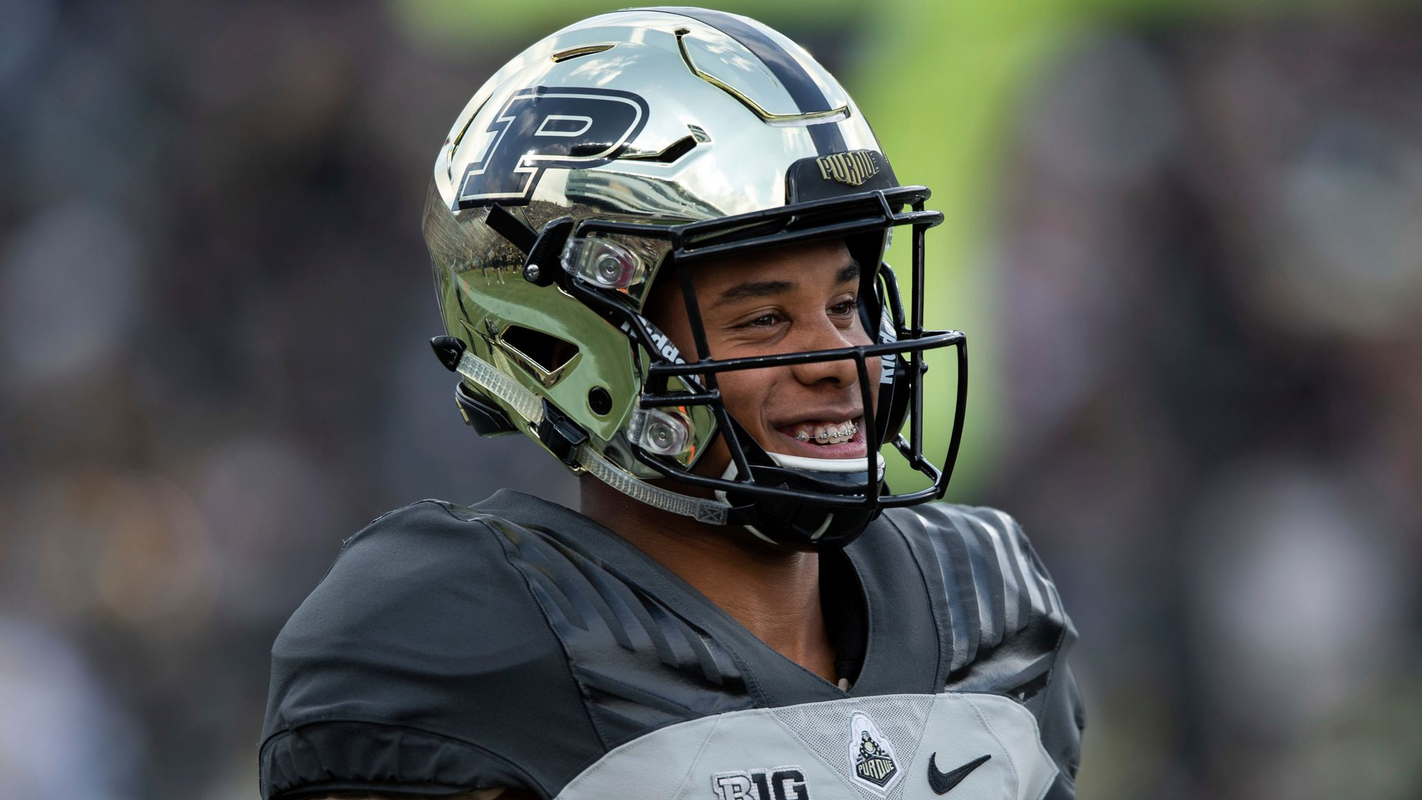 Rondale Moore exclusive: 1am quarterback calls, record-breaking debut, Ohio  State heroics, chasing perfection | NFL News | Sky Sports