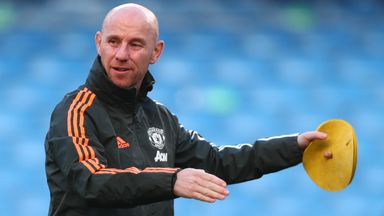 Nicky Butt left his role as Manchester United's head of first-team development in March