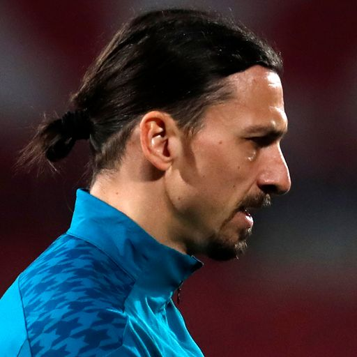 Zlatan ruled out of Euros