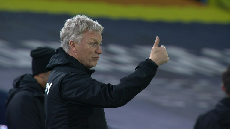 Declan Rice: West Ham boss David Moyes says midfielder key to European push |  Football News