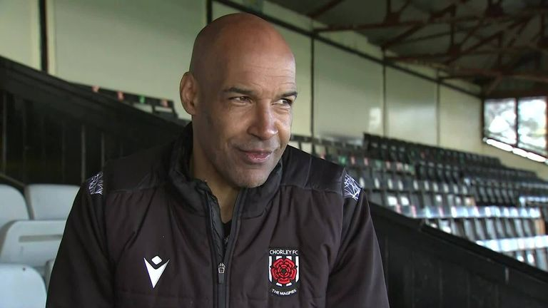 """Andy Preece: Chorley's assistant calls for a """"fair and open"""" process for black executive candidates 