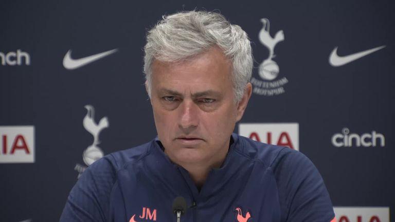 Jose Mourinho: Tottenham boss thinks Sir Alex Ferguson would share his take on the importance of trophies |  Football News
