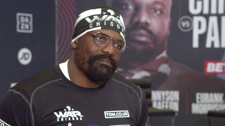 David Haye may lack confidence in Derek Chisora, says Joseph Parker manager David Higgins    Boxing News