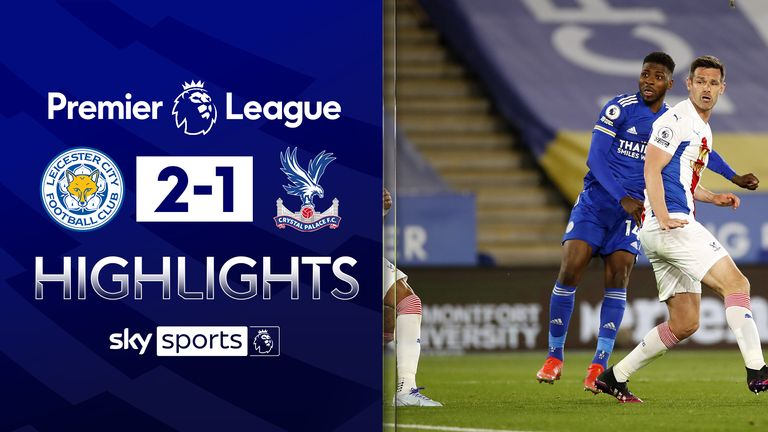 FREE TO WATCH: Highlights from Leicester's win against Crystal Palace